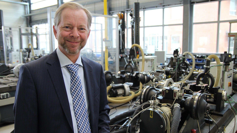 Vorsichtig optimistisch: Dr. Torsten Bremer erwartet für die Boge-Gruppe 2021 ein Umsatzplus. Foto: Witkowski