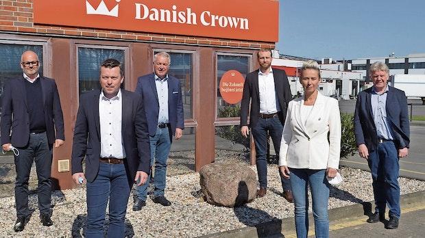 Danish Crown will Impfpriorisierung für Schlachthofmitarbeiter