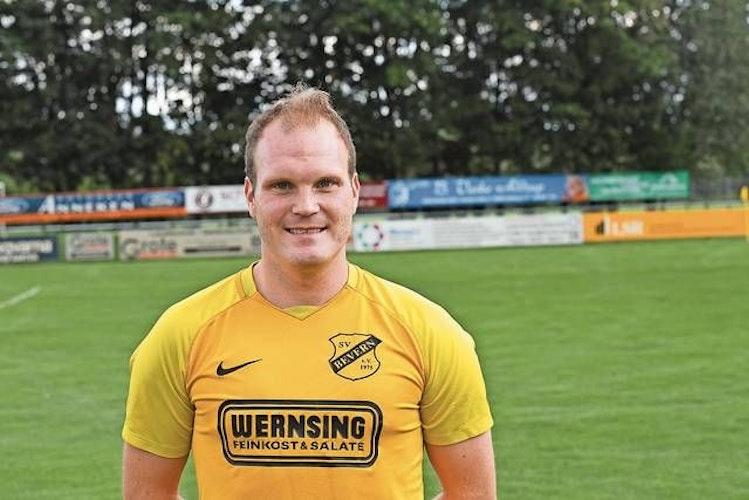 Bernd Gerdes. Foto: Wulfers