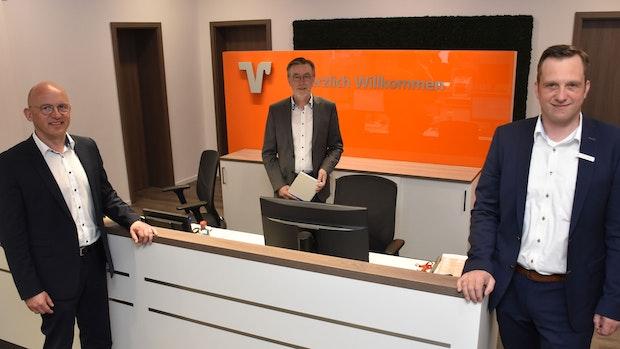 Volksbank Lohne-Mühlen investiert eine Million Euro in den Standort Mühlen