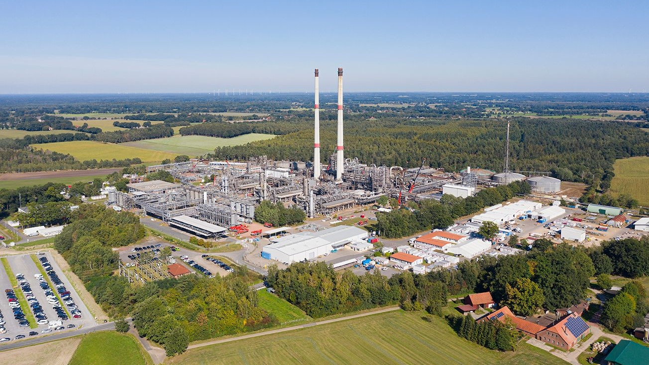 Neun Wochen lang ruhte der Betrieb in der Erdgasaufbereitungsanlage in Großenkneten weitgehend. Foto: ExxonMobil