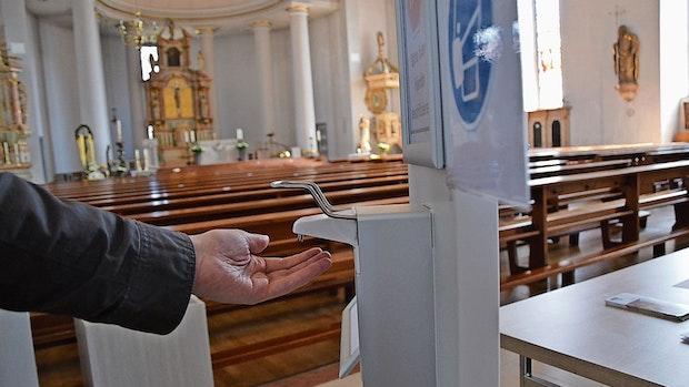 Wenige Plätze: Löningens Dechant bittet Kirchenbesucher um Verständnis