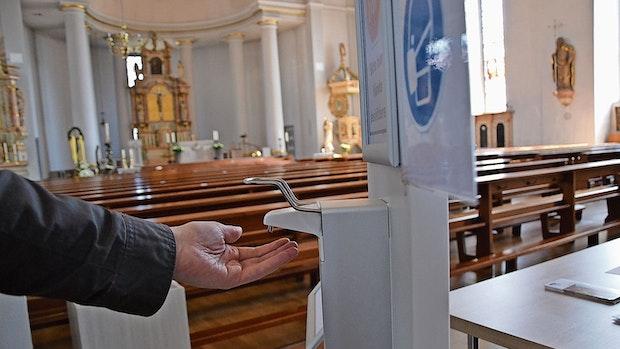 Kirchengesang sorgt für Erleichterung