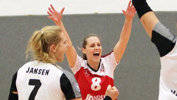 Zwei Abgänge und eine Suche bei Oythes Volleyballerinnen