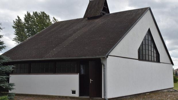 Abbau der Notkirche in Visbek jährt sich zum 25. Mal