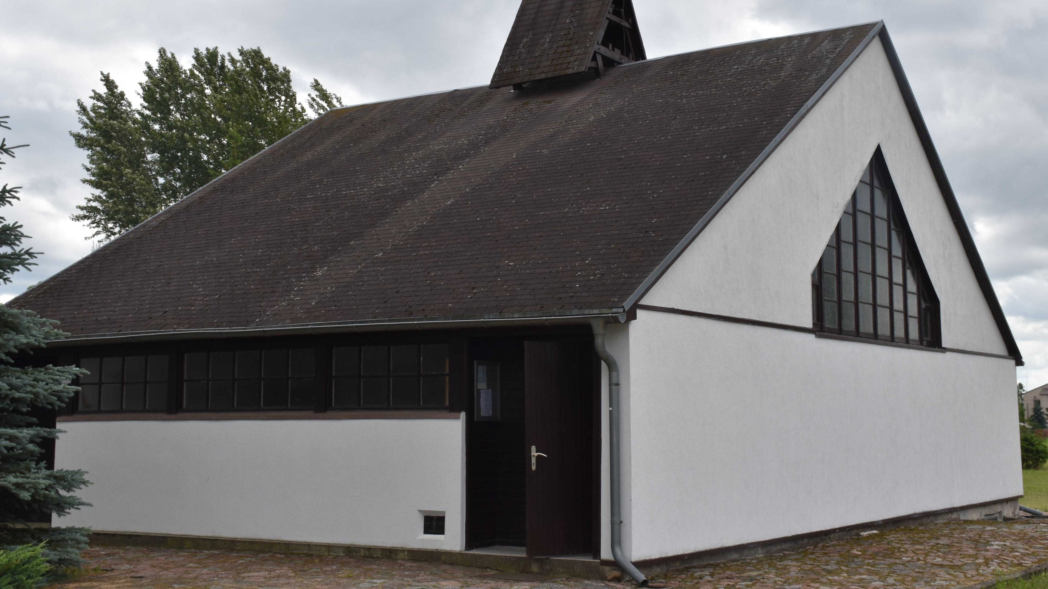 Bartningsche Notkirche: Die Kirche wurde nach dem Krieg mit Spenden errichtet und ausgestattet. Foto: Ferber