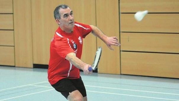 Zahlreiche Titel: Adam Kulinski zählt zu den erfolgreichsten Spielern der Badmintonabteilung des TV Cloppenburg. Foto: Wulfers