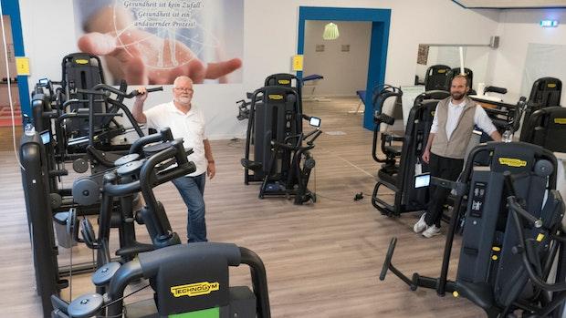 Mehr Platz für das persönliche Fitnesstraining als Bill Gates