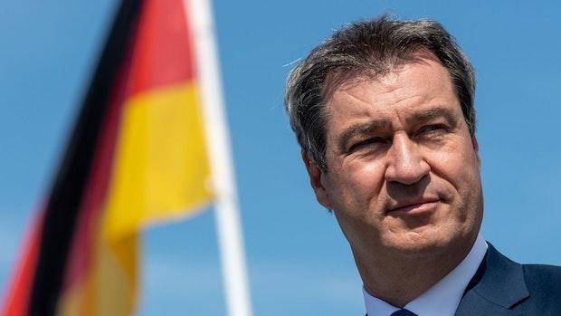 """Söder unterstützt Laschets """"Brücken-Lockdown"""""""