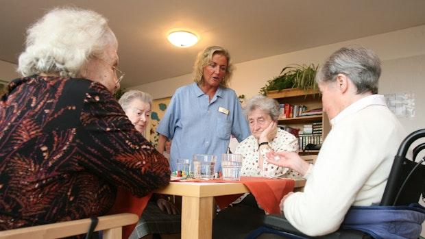 Senioreneinrichtungen blicken positiv in die Zukunft