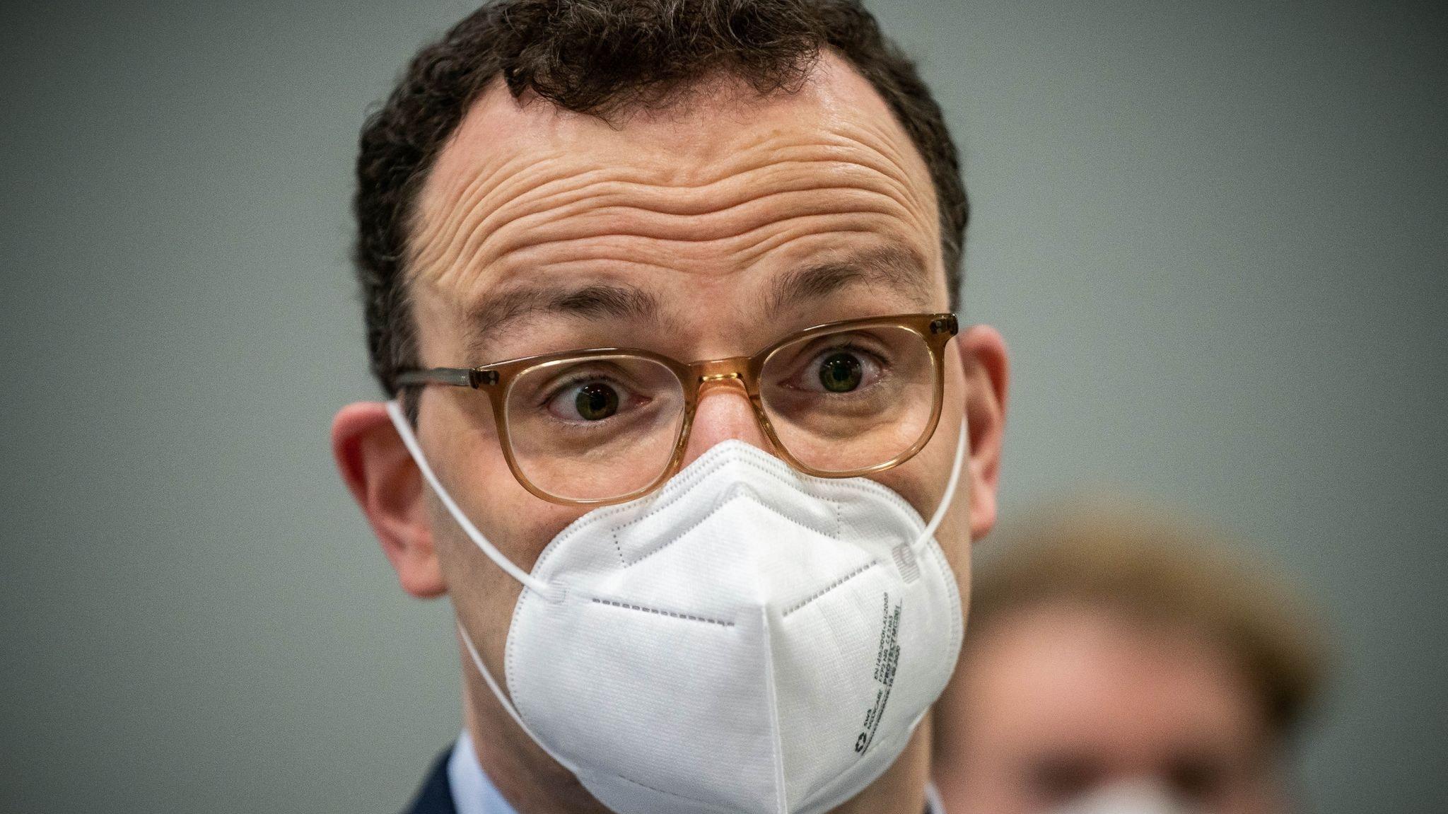 Will Geimpften mehr Freiheiten einräumen: Gesundheitsminister Jens Spahn (CDU). Foto: dpa