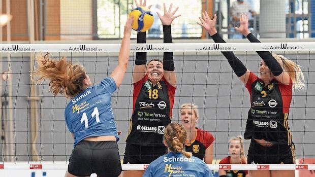 Volleyballverband teilt Drittliga- und Regionalligastaffeln