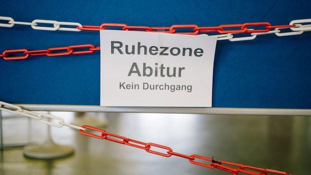 Schulminister: Abitur 2021 findet statt