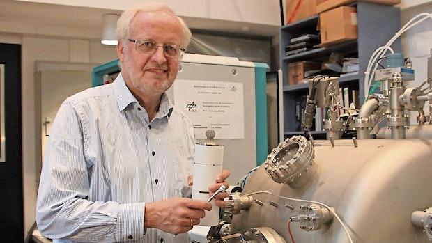 Lebenstraum erfüllt: Physiker Lübken forschte sogar in der Antarktis