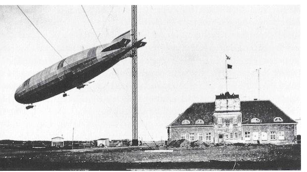 Zeitsprung ins Jahr 1915: Luftschiffe sollten England demoralisieren