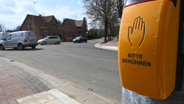 Ampel in Höltinghausen sorgt für Gesprächsstoff