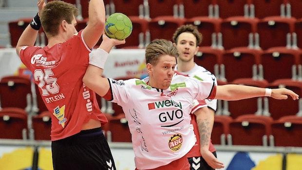 TVC-Handballer beweisen Moral, sind in Aurich aber chancenlos