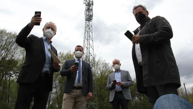 Ausbau der 5G-Technologie im Landkreis Vechta kommt voran