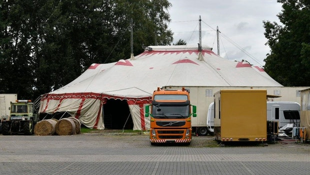 Getreide-Diebstahl: Friesoyther Zirkus-Chef soll 1,6 Millionen Euro eingesteckt haben
