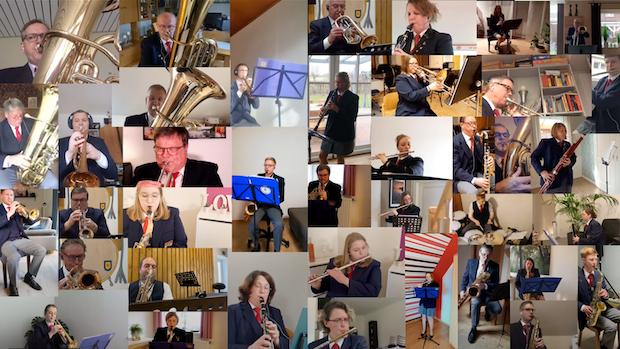 Ein Tusch für den Jubilar: 2022 wird der Musikverein Holdorf 100 Jahre alt