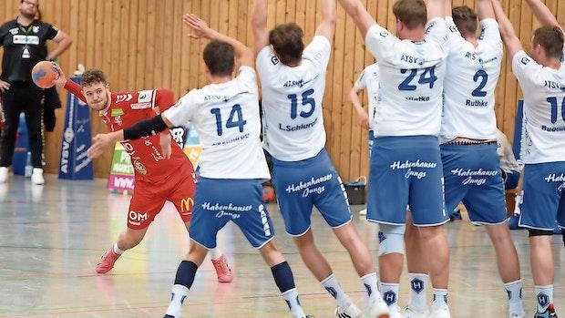 TVC-Handballern geht in Habenhausen die Puste aus