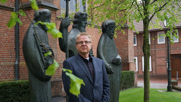 Stillstand ist für Hermann Josef Lücker Rückschritt