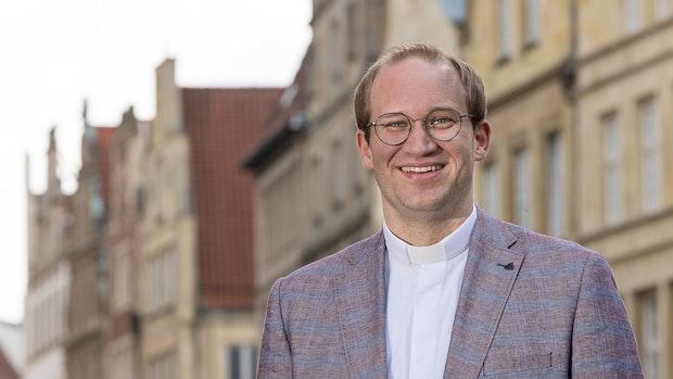 """Lars Schlarmann vor der Priesterweihe: """"Dass unsere Kirche aktuell stark verbeult ist, ist offensichtlich"""""""