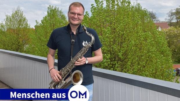 Musik, Vorstand und Jugendarbeit stehen bei Florian Henke im Fokus