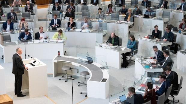 Landtag nimmt weitere Corona-Lockerungen ins Visier