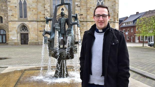 Kaplan Guhr: Die Kirche muss da präsent sein, wo das Leben stattfindet