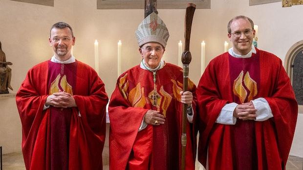 Zwei neue Priester mit Verbindung in den Landkreis Vechta