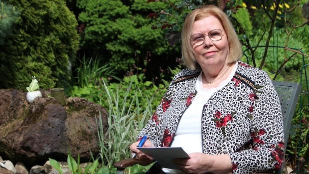 Helga Hürkamp zählt zu den besten Geschichtenerzählerinnen
