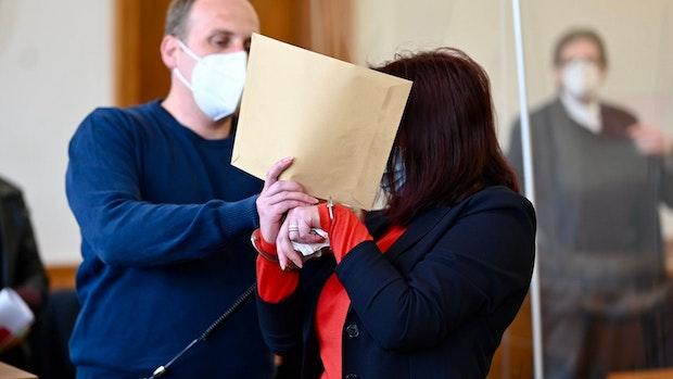 Die Polizei befürchtete, dass die Ehefrau ihren Mann umbringen will