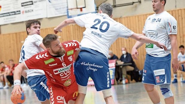 Die TVC-Handballer und derWunsch nach einer Saison mit Zuschauern