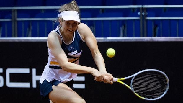 Julia MiddendorfsHöhenflug führt zu den French Open