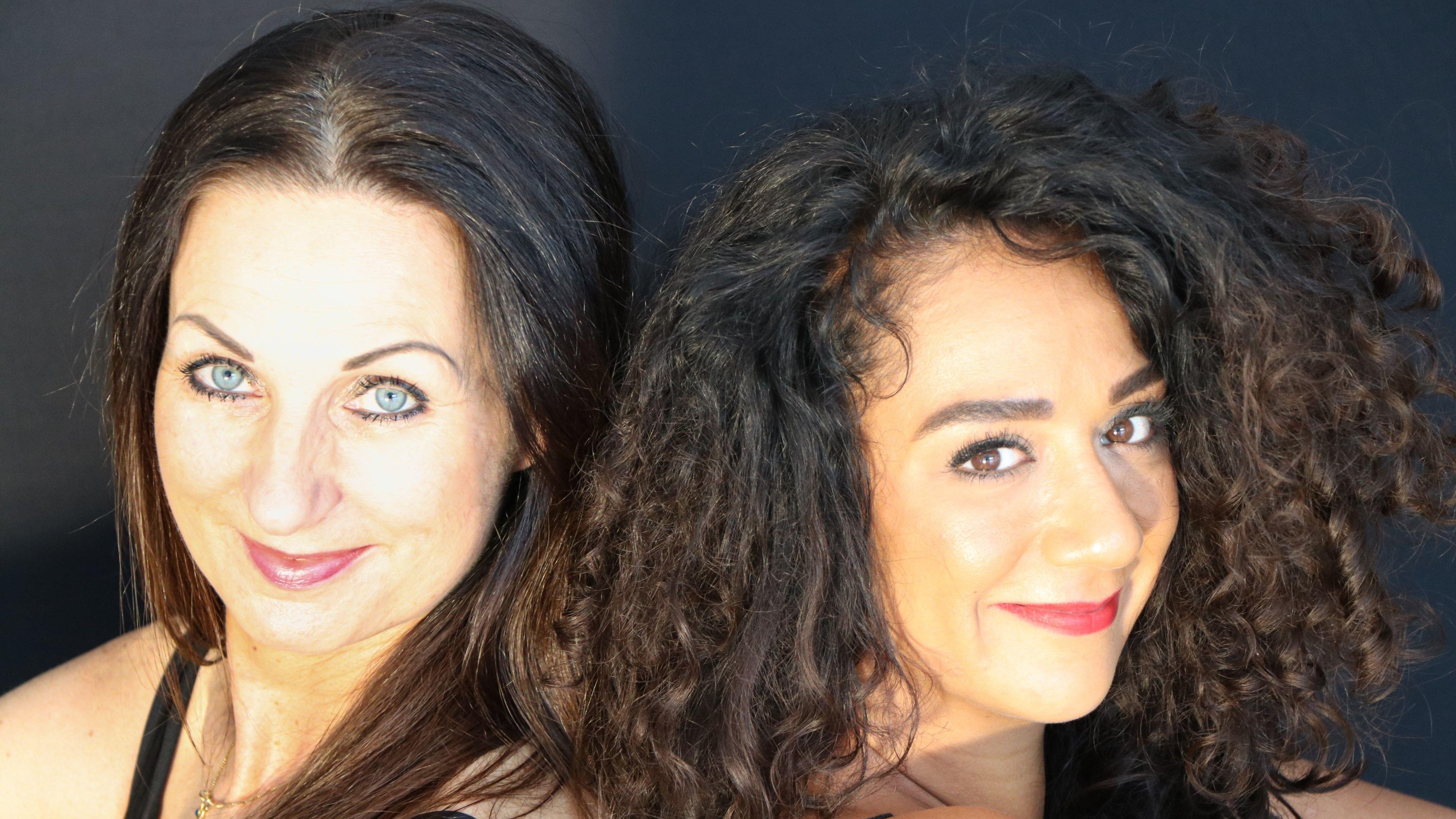 Die Leiterinnen: Iris Scheding (links) und Natia Schafai hoffen, nach der Pandemie durchstarten zu können. Foto: Schwarberg