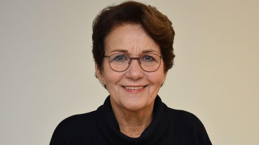 Sie erhält dasVerdienstkreuz am Bande der Bundesrepublik Deutschland: Ursula gr. Holthaus. Foto: Timphaus
