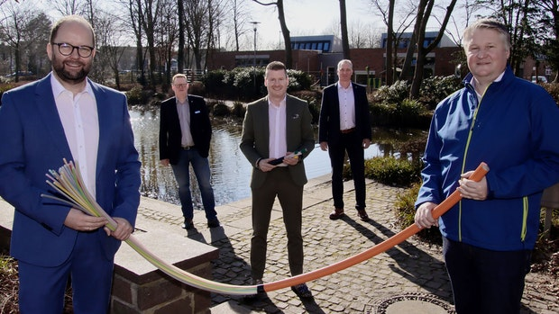 99 Millionen Euro für den Breitband-Ausbau im Landkreis Cloppenburg