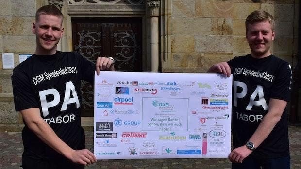 Spendenlauf für Muskelkranke bringt 52.636,66 Euro