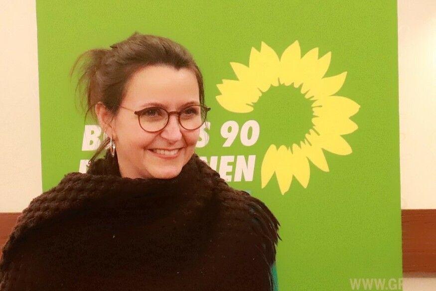 Dr. Tanja Meyer ist Bundestagskandidatin der Kreisverbände Cloppenburg und Vechta für die Bundestagswahl im September 2021. Foto: Die Grünen