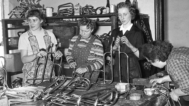 Firma Lietz schafft in den 1950ern einen europaweiten Verkaufsschlager