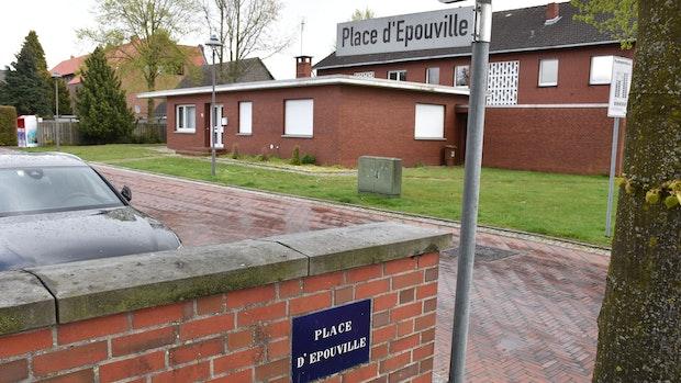 Warum die Stadt ein Gebäude am Epouvilleplatz abreißt