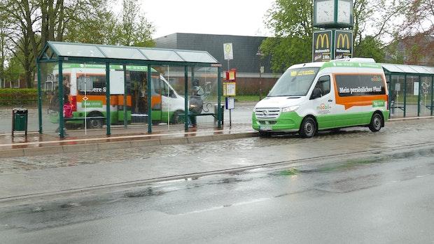 Rufbussystem Moobil-Plus wird weiter gefördert