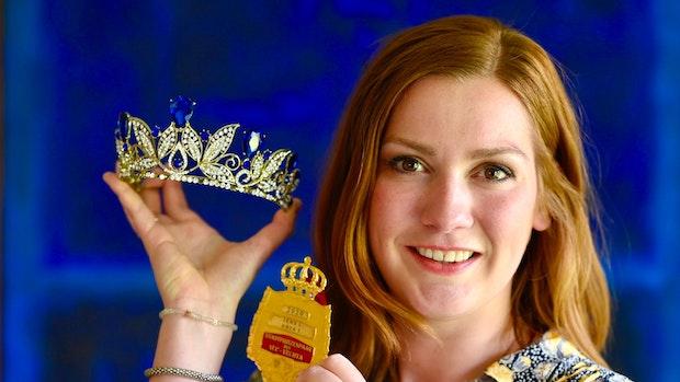 Corona macht es möglich: Anja Muhle ist die Karnevalsprinzessin mit der längsten Amtszeit