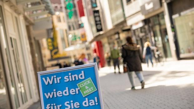 Einzelhandel-Öffnung: Niedersachsen will Testpflicht lockern