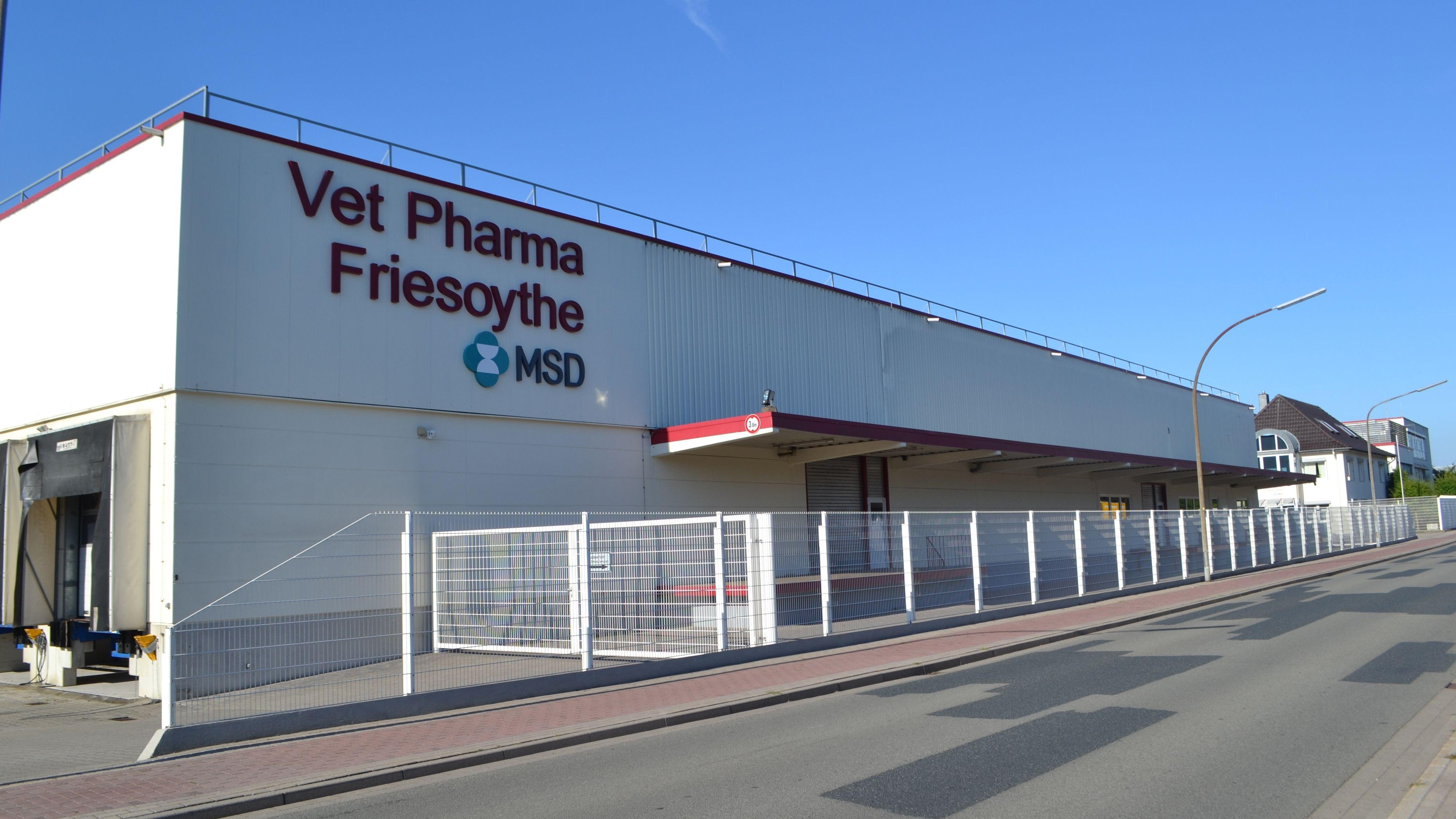 Vet Pharma wird beschuldigt, eine Chemikalie exportiert zu haben, die auch für die Vollstreckung der Todesstrafe eingesetzt werden kann. Foto: Stix