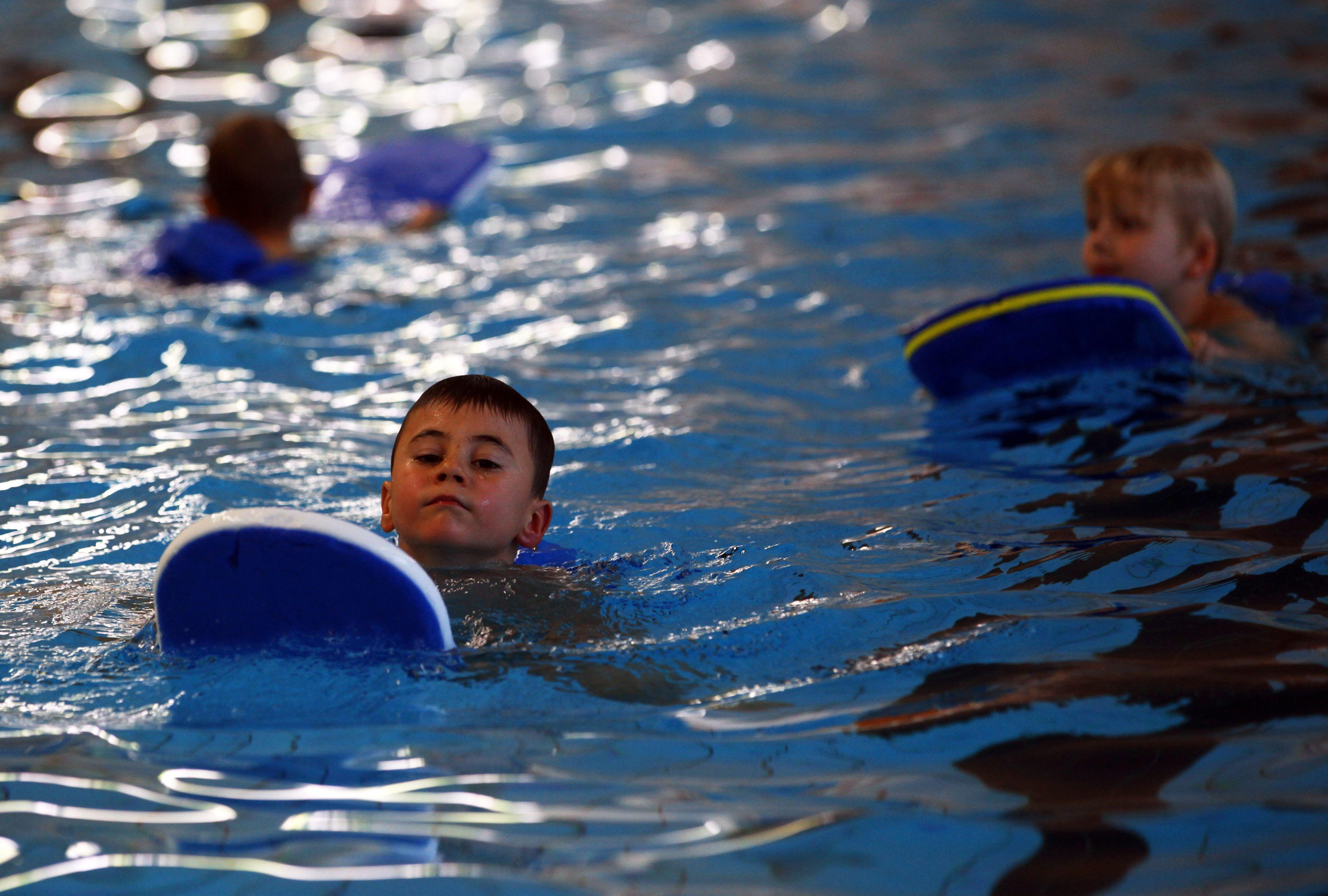 Für Anfänger: Der OSC Damme möchte mehr Seepferdchen-Kurse anbieten. Foto: dpa/Büttner