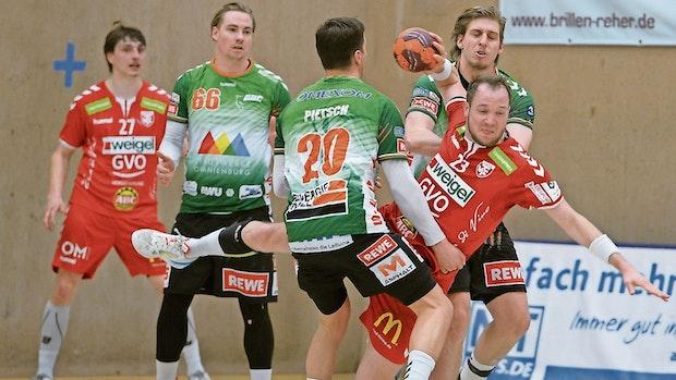 28:28 gegen den Oranienburger HC: Der erste Punkt für die TVC-Handballer