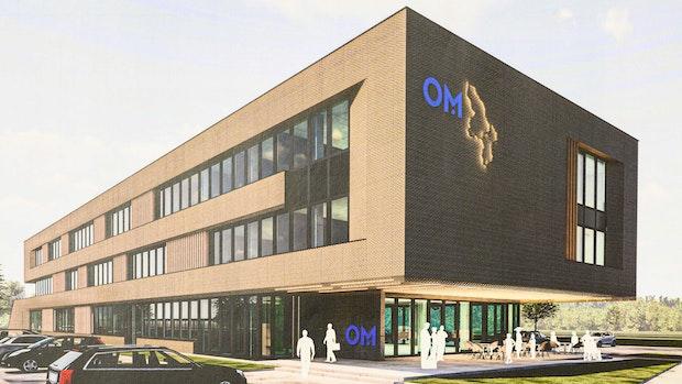 OM-Mediengruppe baut neu im Emsteker Ecopark
