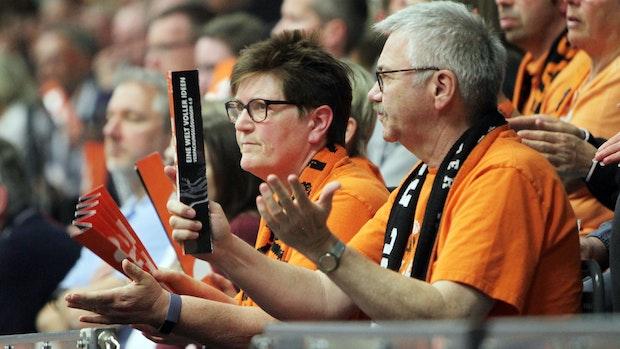 Rasta Vechta nimmt Erstliga-Preise mit in die 2. Liga